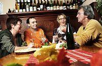 Weinprobe beim Winzer im Ferienland Cochem